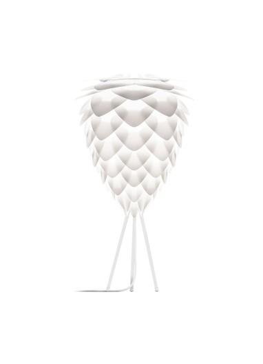 Lámpara Conia Blanca de mesa