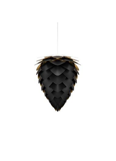 Lámpara Conia Negra de techo