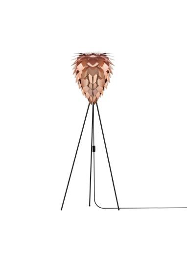 Lámpara Conia Cobre de suelo