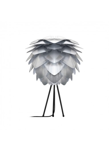 Lámpara Silvia Mini Negra de Mesa