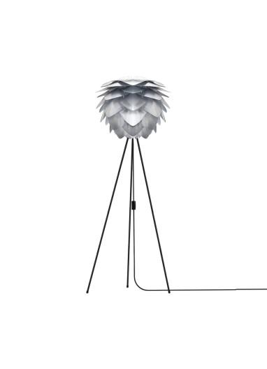 Lámpara Silvia Acero de suelo