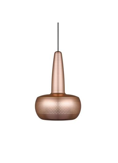 Lámpara Clava Cobre de techo