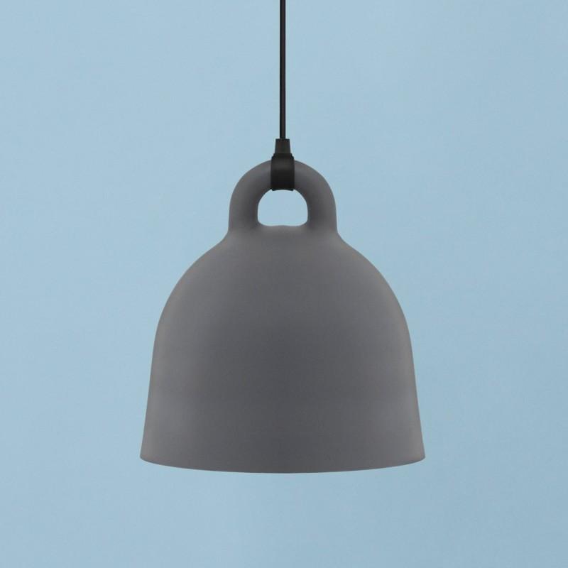 Lampara Bell Gris Normann Copenhagen