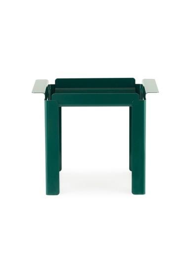 Mesa Auxiliar Box S Verde Azulado Normann Copenhagen