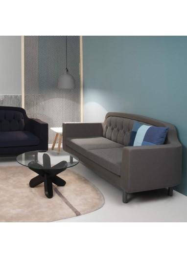 Mesa de Centro Ding Negro Normann Copenhagen