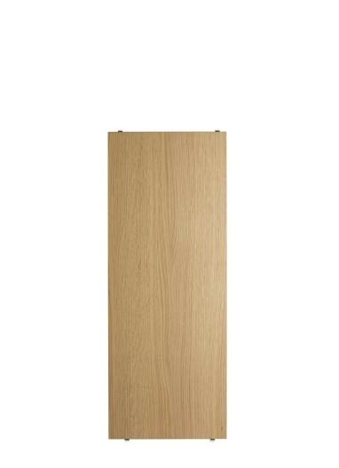Shelf oak58x30cm estantería String Roble