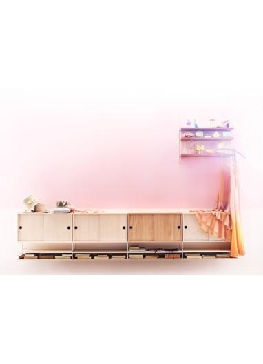 Shelf oak 78x30cm estantería String System