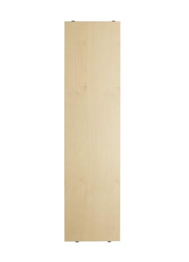 Shelf ash 78x20cm estantería String