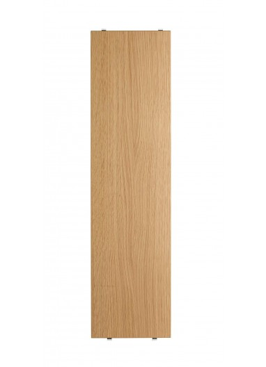 Shelf oak 78x20cm estantería String