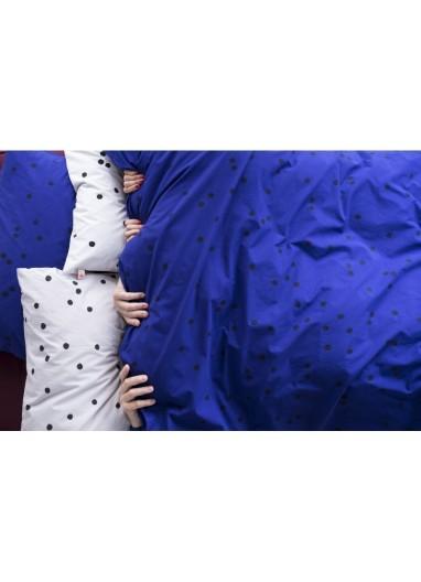 Funda nórdica junior Odette Peacock 140x200 La cerise sur le gâteau