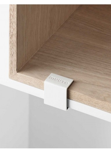 Clip pack white Mini Stacked Muuto