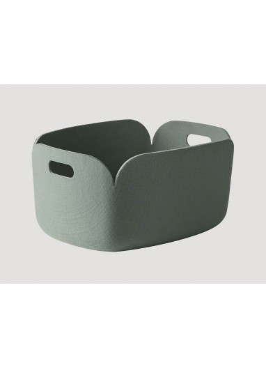 Cesta Restore dusty green de Muuto
