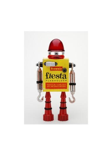 Lámina Robot Fiesta de Pitarque Robots