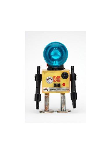 Lámina Robot Kodak de Pitarque Robots
