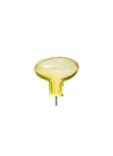 Colgadores Bubble small yellow Petite Friture