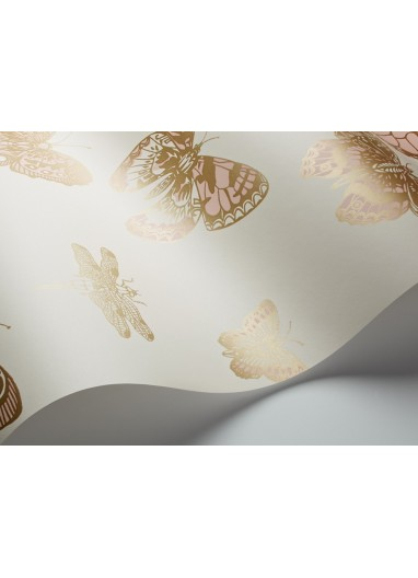 Papel pintado Butterflies and Dragonflies Cole and Son