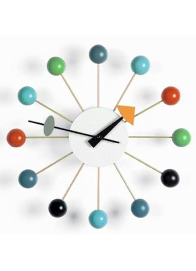 Reloj de pared Bubbles Design Show