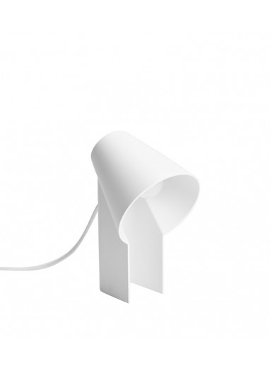Study light White by Woud