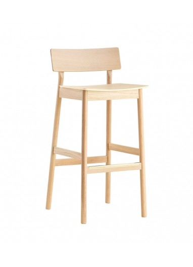 Silla de Bar Pause Natural WOUD