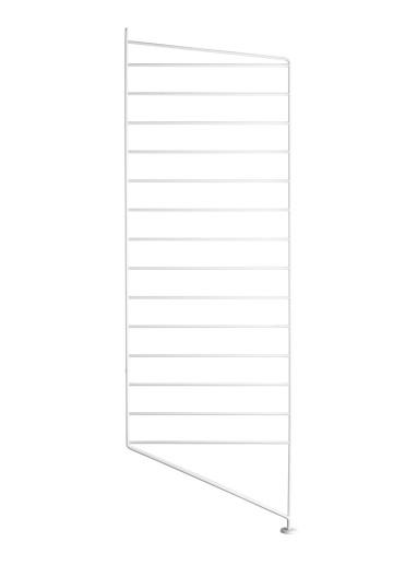 Floor panel white 85x30cm String