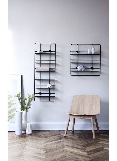 Coupé vertical shelf WOUD