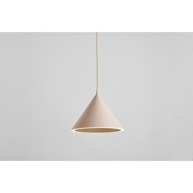 Annular pendant light nude S WOUD