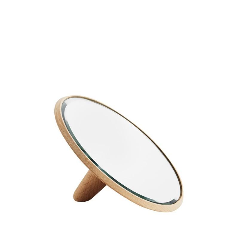 Barb Mirror Woud