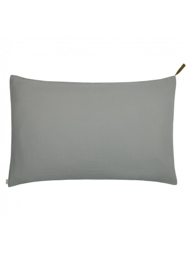 Pillow Case Silver Grey 50x75 Numero74