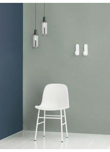 Curve coat hangers White Normann Copenhagen