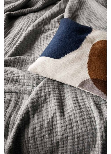 Kelim Cushion Merge 50x50 Ferm Living