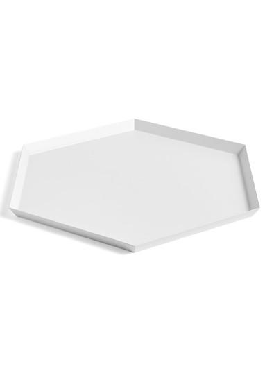 Kaleido Tray XL White HAY