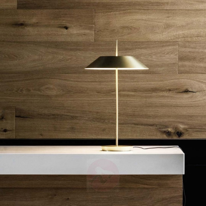 Mayfair Table Lamp Gold Vibia