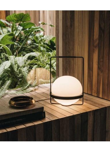 Palma table Lamp graphite Vibia