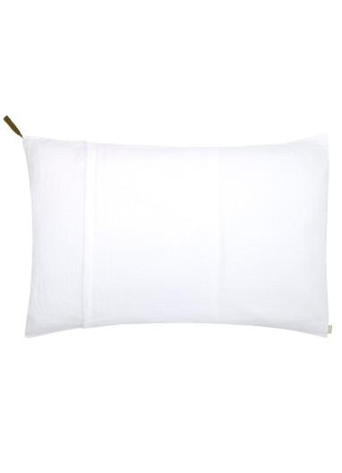 Funda Cojín White 50x75 Numero74