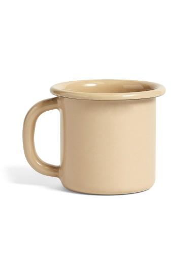Enamel Mug Brown HAY