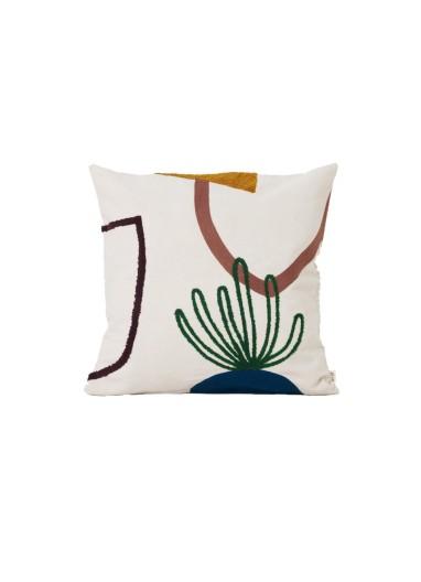 Mirage Cushion Cacti 50x50 Ferm Living