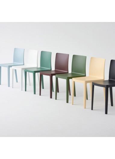 Elementaire Chair Cream white HAY