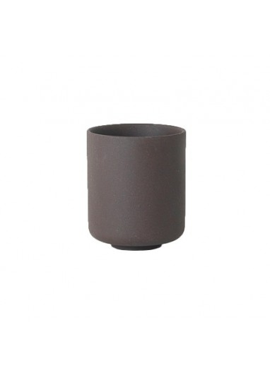 Sekki Cup Large Charcoal Ferm Living