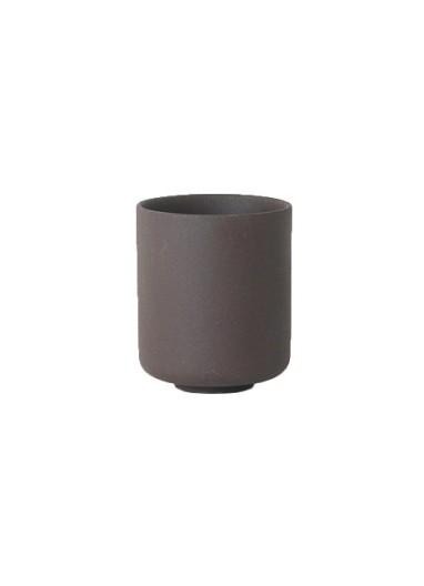 Sekki Cup Large Charcoal Ferm Living