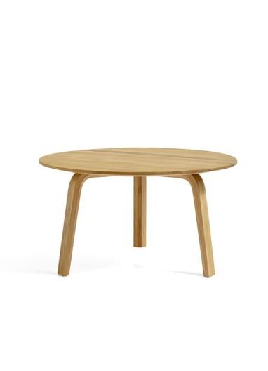 Bella Coffee Table Oak Ø60XH32 HAY