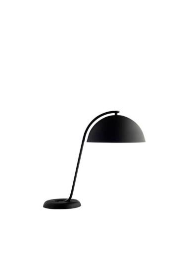 Lámpara de mesa Cloche Negro HAY