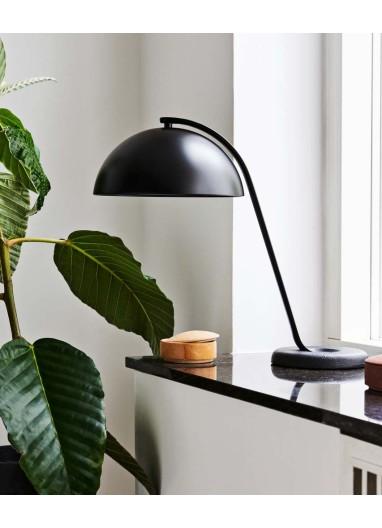 Cloche Table Lamp Black HAY