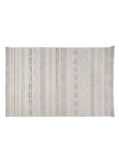 Washable Rug Air Natural Medium Lorena Canals