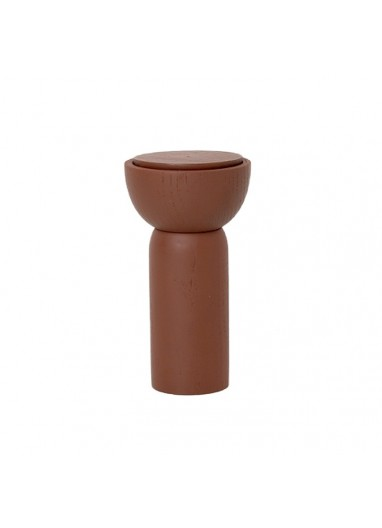 Drupe Mill Red Brown Ferm Living