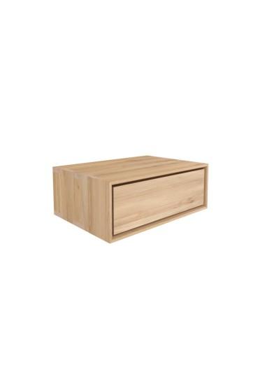 Bedside Nordic II Oak Table by Ethnicraft
