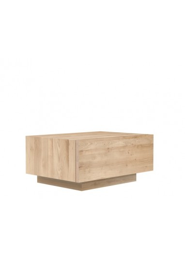 Bedside Madra Oak Table by Ethnicraft
