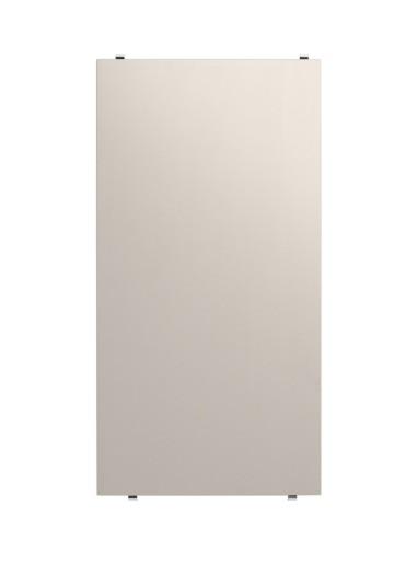 Shelf beige 58x30cm estantería String Nogal