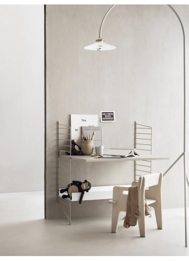 Floor panel beige 85x30cm String