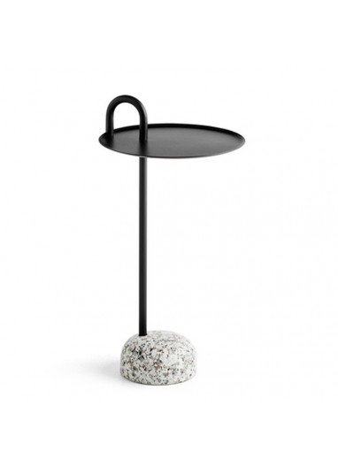 Bowler Side Table Black HAY