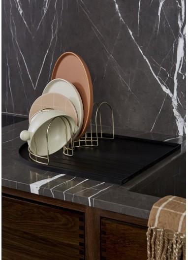 Dish tray Black OYOY